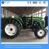трактор земледелия фермы зубчатой передачи 40HP/48HP/55HP 4WD миниый для земледелия