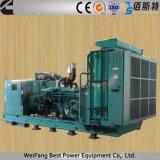 générateur de diesel de 1500kVA 1200kw Cummins