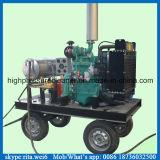 macchina ad alta pressione della rondella del pulitore dell'artificiere della sabbia del motore diesel 500bar