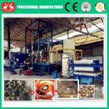 Usine 2016 Price 1t/H Palm Fruit Oil Pressing Equipment