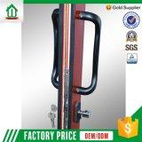 Usine en verre en aluminium de porte de qualité chaude (WJ-SD008)