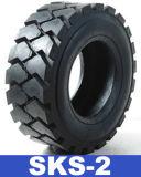 Pneu de boeuf de dérapage/pneu industriel 10-16.5 12-16.5 14-17.5 15-19.5