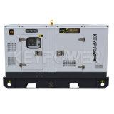 125kVA eerste Diesel van het Type van Macht Stille Generator