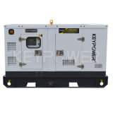 Grupo electrógeno diesel, 2-2000kw, propulsado por un motor diesel refrigerado por aire o refrigerado por agua.