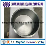 99.95% alto Purity Polished Sintered Sapphire Crystal Tungsten Crucible/Tungsten Crucible con Factory Price