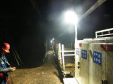 Coal Mine & Oil Refinery를 위한 LED Explosionproof Light