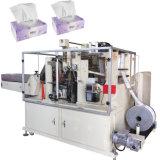 Macchina imballatrice del documento automatico pieno del fazzoletto per il trucco