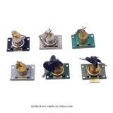 808의 서랍 자물쇠, 가구 자물쇠, 금관 악기 서랍 자물쇠 알루미늄 808