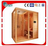 Люкс деревянная Heathy держа комната Sauna (размер может быть подгоняет)