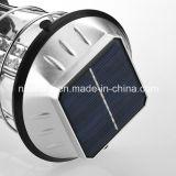 Lanterna de acampamento recarregável de colocação em marcha solar da potência de 36 diodos emissores de luz