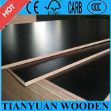 Primer Grade 18m m Film Faced Plywood para Building Material/Shuttering Plywood