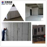 Tianyi 분할 MGO 경량 시멘트 구렁 벽면 기계