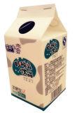 carton 458ml triangulaire pour le jus de lait/cadre de crème/vin/yaourt/eau
