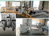 Kundenspezifischer pneumatischer Hilfsmittel-Wechsler CNC-Fräser mit seitlichem Dreh