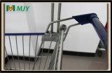 Neuer Einkaufswagen des Aufbau-Speicher-Einkaufswagen-Mjy-N04