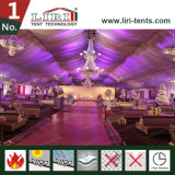 Barraca funcional de Salão para o casamento 1000 ao ar livre de Personns com telhado Ling e cortina