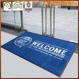 会社の歓迎されたロゴのゴム製床のドア・マット