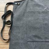 Kundenspezifisches Hochleistungs16oz wusch Segeltuch-Leder-Arbeits-Schutzblech