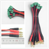 OEM 4.0mm Bullet Banana Connectorの150mm 14AWG Multiplex
