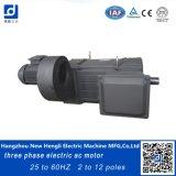 Motor de C.A. elétrico do ventilador variável novo da velocidade 400kw 380V de Hengli