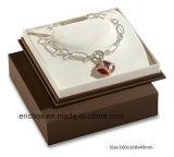 Коробка упаковки подарка ювелирных изделий цвета шоколада Jy-Jb138 роскошная бумажная