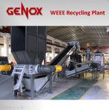 Завод по переработке вторичного сырья/рециркуляционная система Weee