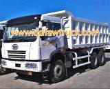 Caminhão de Tipper da alta qualidade 340HP da tonelada 6X4 de FAW 30