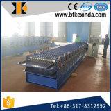 Kxd 836-836の二重層の鋼鉄屋根ふき版の圧延機