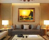 Оптовая картина маслом украшения высокого качества, картина ландшафта, картина украшения (Y054)