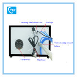 Pulitore Cy-P2l del plasma dello schermo di tocco del pulitore 40kHz della cialda del laboratorio