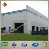 높은 자격이 된 조립식 강철 구조물 근수 센터