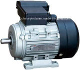Mc 축전기 시작 단일 위상 전기 모터 (알루미늄 프레임)