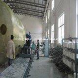 Equipamento de enrolamento do tanque séptico de FRP GRP Fibergalss