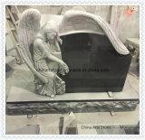 Boom/Engel en het Monument en de Grafsteen van het Graf van het Boek