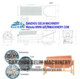 Conjunto Completo de Equipamento de Mineração de Minério de Ilemenite para Venda