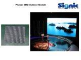 Visualizzazione di LED esterna di colore completo di P5 SMD