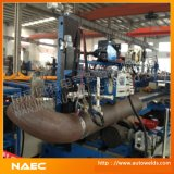 Fixed Type Piping Spool Fabrication System