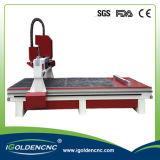 Máquina del ranurador del CNC del Atc para el plástico de piedra del MDF de madera