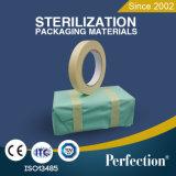 Fita autoadesiva do indicador da esterilização