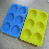 Kundenspezifische Nahrungsmittelsichere Silikon-Eis-Würfel-Tellersegmente