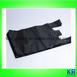Fodera nera dello scomparto dell'HDPE, sacchetti di immondizia di plastica