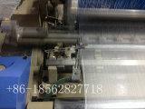 Eガラス繊維の布の編む機械価格