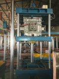 De witte Verloren Gietende die Machine van het Metaal van het Schuim in China wordt gemaakt