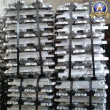 Чисто 99.9% слитка алюминия плиты штанги Aliminum алюминиевых