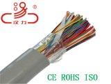 Câble LAN Extérieur Cat5e UTP 25 paires de 24AWG de câble téléphonique