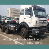 Vrachtwagen van de Tractor 420HP van het Wiel 380HP van de Tractor van Beiben de Hoofd6X4 10 voor Verkoop