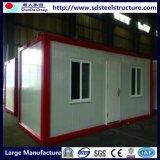 Foldable 집 접히는 콘테이너 조립식 가정 퀘백 건축 계획