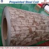 A cor da placa de aço PPGI de Dx51d ASTM A653 revestiu a bobina de aço