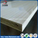 18mm Melamina Branco Paulownia Panqueca em bloco de madeira