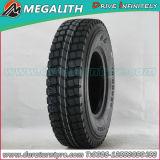 Pneu commercial de camion de nouveau de tube de pneu certificat de BRI